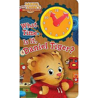 What Time Is It - Daniel Tiger? by Maggie Testa - Jason Fruchter - 97