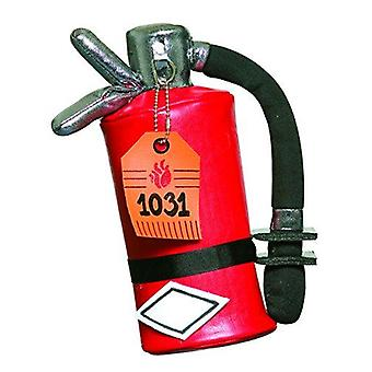Rasta Fire Extinguisher Purse Red One Size Costume