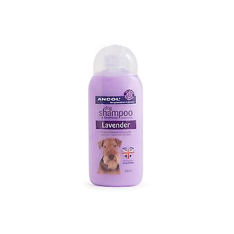 Ancol Dog Shampoo Lavender Calming Shampoo & Conditioner 200ml