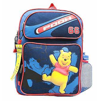 Medium Backpack - Disney - Winnie the Pooh (w/ Water Bottle) New Bag 28176