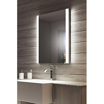 Ambient Audio Double Edge Bathroom Mirror with Shaver k51v(colour)aud