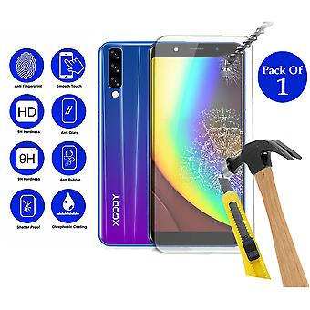 Pack of 1 Tempered Glass Screen Protection For Xgody P20 pro 6
