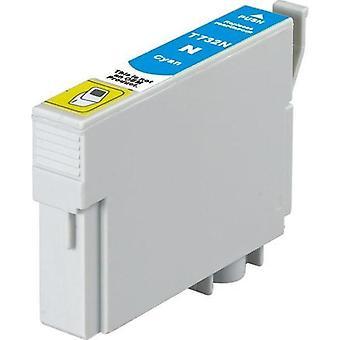 73N / T0732 Pigment Cyan Compatible Inkjet Cartridge