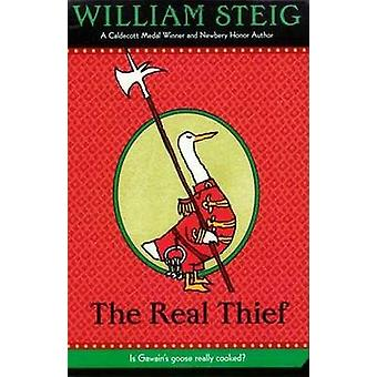 The Real Thief by William Steig - William Steig - 9780312371456 Book