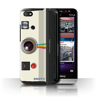 STUFF4 Case/Cover voor Blackberry A10/Instant Retro/Camera