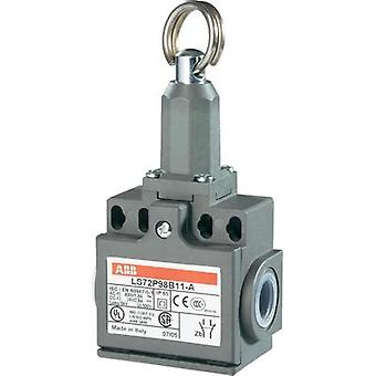 Limit switch 400 Vac 1.8 A Pull cord momentary ABB LS72P98B11-A IP65 1 pc(s)