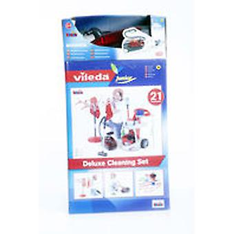 Klein In September Vileda Cleaning Cart