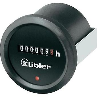 Kübler HR 47 DC Operating hours timer Counter rolls
