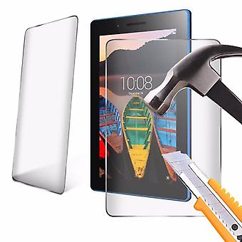 iTronixs - Amazon Fire gehard glas LCD Screen Protector Guard voor 7 inch Tablet - 2 Pack