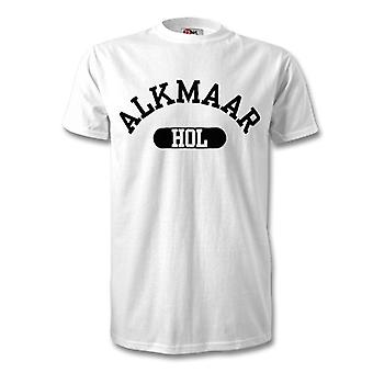 Alkmaar Holland City T-Shirt