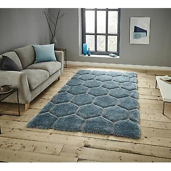 Nobel House 30782 Blue  Rectangle Rugs Funky Rugs