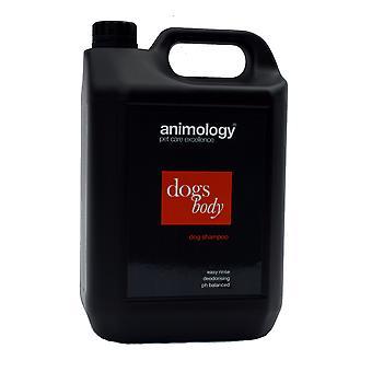 Animology hunde Body 20:1 koncentrat Shampoo 5ltr