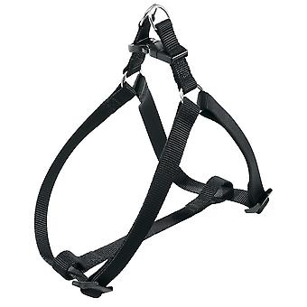 Easy P Harness Black Lge