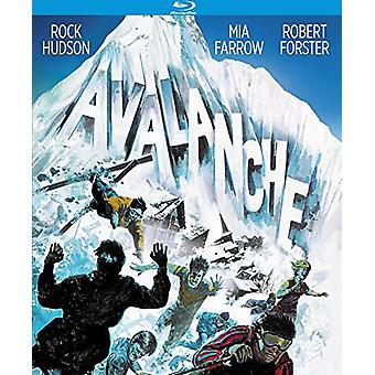 Avalanche [BLU-RAY] USA import