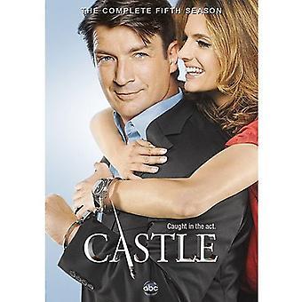 Slot - Castle: Sæson 5 [DVD] USA importerer