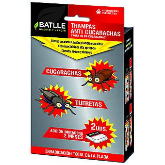 Batlle Anti Cockroach Trap (Garden , Insect and parasitics)