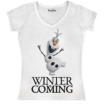 Veni vici T-Shirt winter is coming OLAF