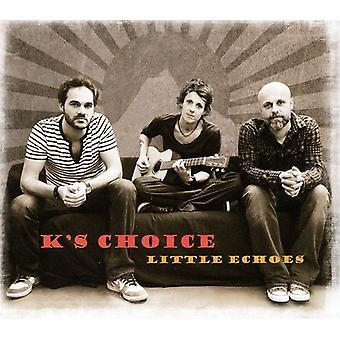K's Choice - lille ekkoer [CD] USA importerer