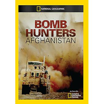 Bomb Hunters: Afghanistan [DVD] USA import