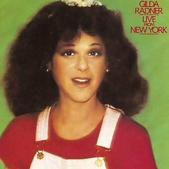 Gilda Radner - Live fra New York [CD] USA import