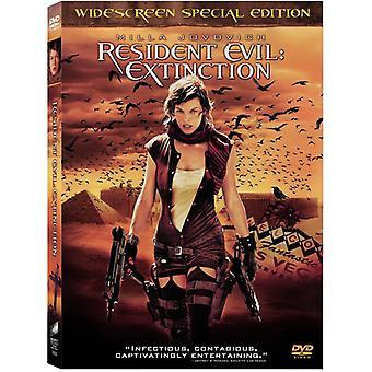 Resident Evil-Extinction [DVD] USA import