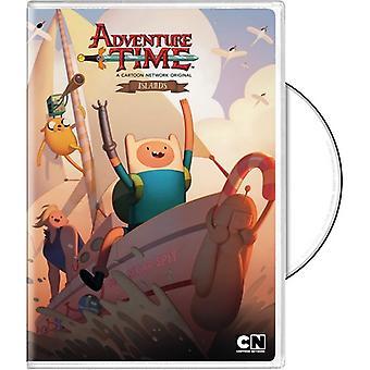 Eventyr tid: Øer miniserie [DVD] USA importerer