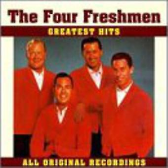 Cuatro estudiantes de primer año - Greatest Hits [CD] USA importar