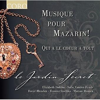 Musik for Mazarin! -Musique Pour Mazarin! [CD] USA import