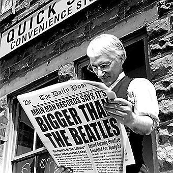Forskellige kunstner - større end the Beatles: Main mand Records [CD] USA import