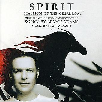 Various Artists - Spirit: Stallion of the Cimarron [CD] USA import