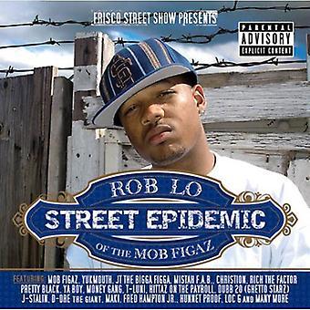 Roblo af Mob Figaz - gaden epidemiske [CD] USA import