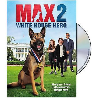 Max 2: hvide hus Hero [DVD] USA importerer