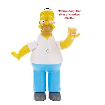 The Simpsons Action Figure with Sound - Homer Simpson