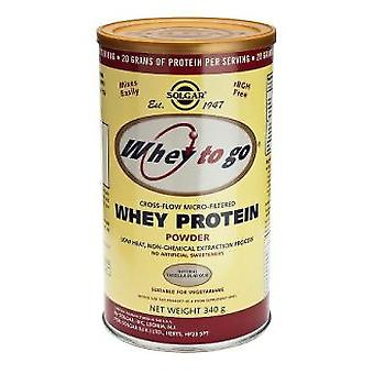 Solgar Whey To Go Protein Powder Vanilla (Sport , Proteins)
