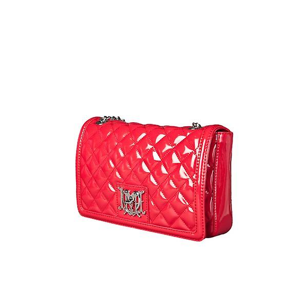 Moschino Moschino Ladies Quilted Designer Shoulder Bag