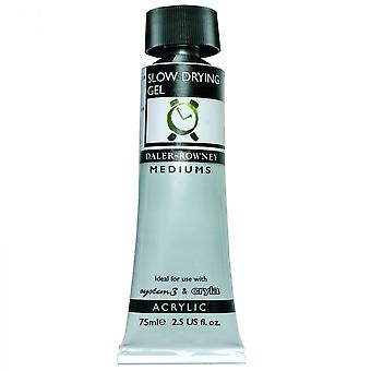 Daler Rowney langzaam drogen Gel Medium 75ml Tube