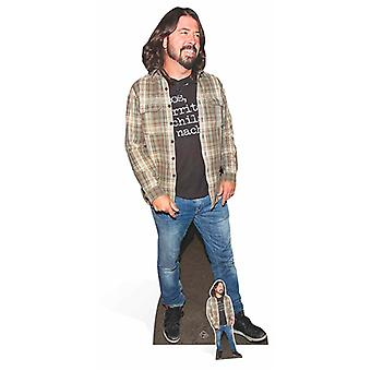 Dave Grohl Life-sized cardboard cutout
