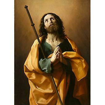 Guido Reni - Saint James the Greater Poster Print Giclee