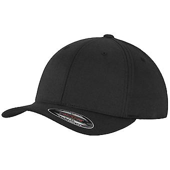 Vegano stretchable bambù Flexfit Cap - nero