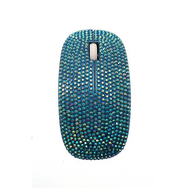 W.A.T Sparkling Crystal USB Optical Computer Mouse