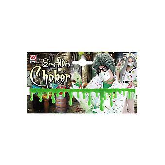 Halloween y terror halloween tóxico gargantilla