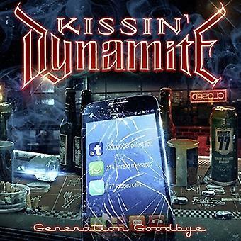 Kissin' Dynamite - Generation Goodbye [CD] USA import