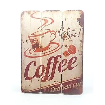 Listwa z kawy