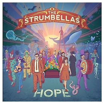 Strumbellas - håb [Vinyl] USA importerer