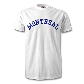 Montreal College Style T-Shirt