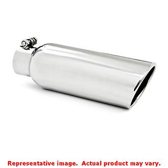 MBRP Universal Tips T5140 Mirror Polished Fits:UNIVERSAL 0 - 0 NON APPLICATION