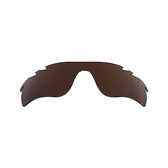 Replacement Lenses Compatible with OAKLEY VENTED RADAR PATH Polarized Brown