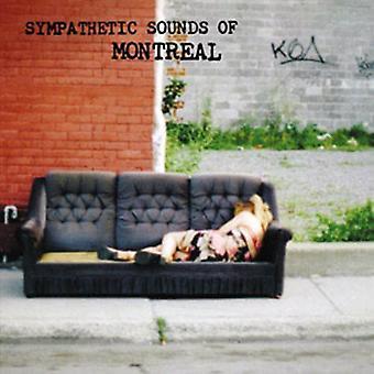 Sympatiske lyde af Montreal - sympatiske lyde af Montreal [CD] USA import