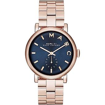 Marc by Marc Jacobs Ladies' Baker Watch MBM3330