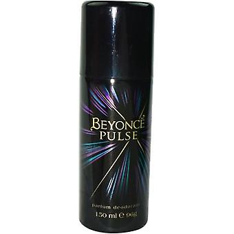 Beyonce Pulse By Beyonce Deodorant Spray 5 Oz
